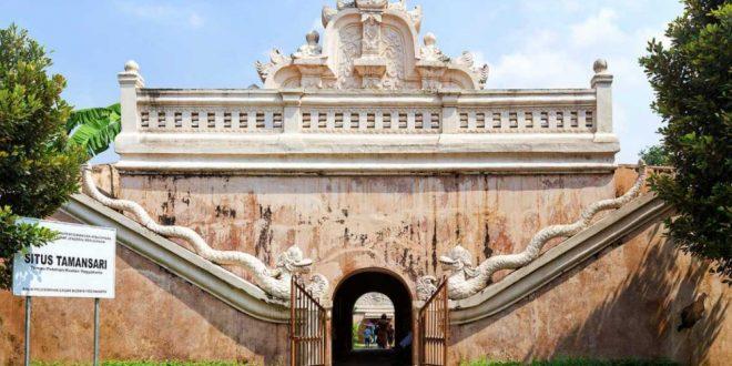 Keelokkan Taman Sari Jogja Sebagai Istana ke 2 Yogyakarta