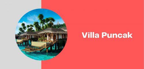 Villa Puncak
