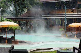 Wisata Air Panas Ciater, Kawasan Wisata Terbesar di Jawa Barat